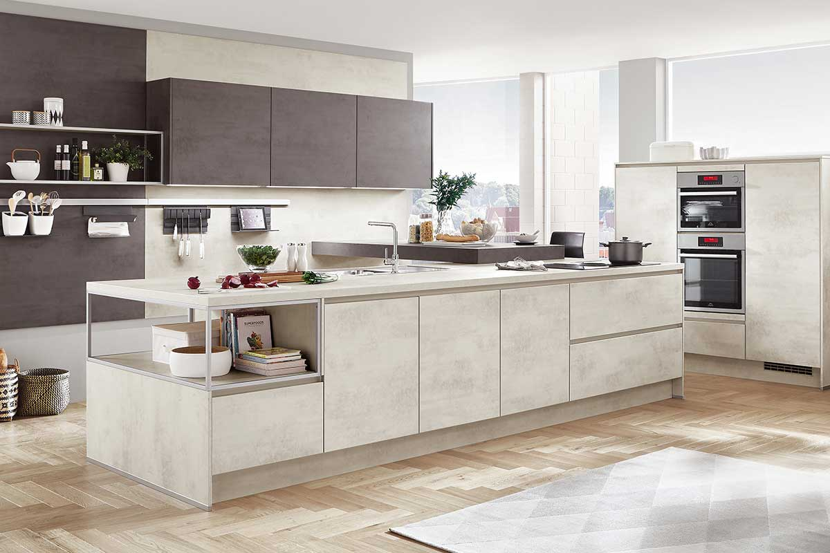 Moderne Küche - Küche kaufen Küchenstudio Küchenplaner